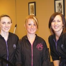 Owners Sherisse, Nicole & Trish