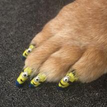Minion Nails!